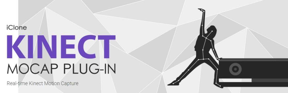 Kinect Mocap Plug-in (Xbox One / 360 / Windows) - New Release