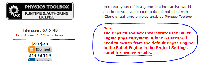 Iclone 5 Physics Toolbox Torrent