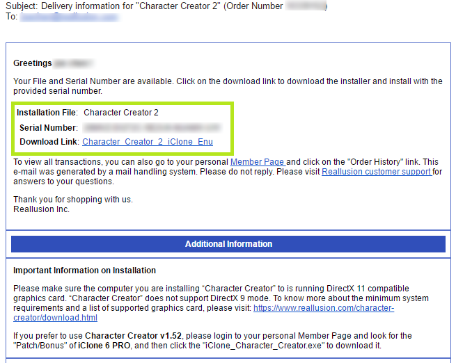 Iclone character creator download.