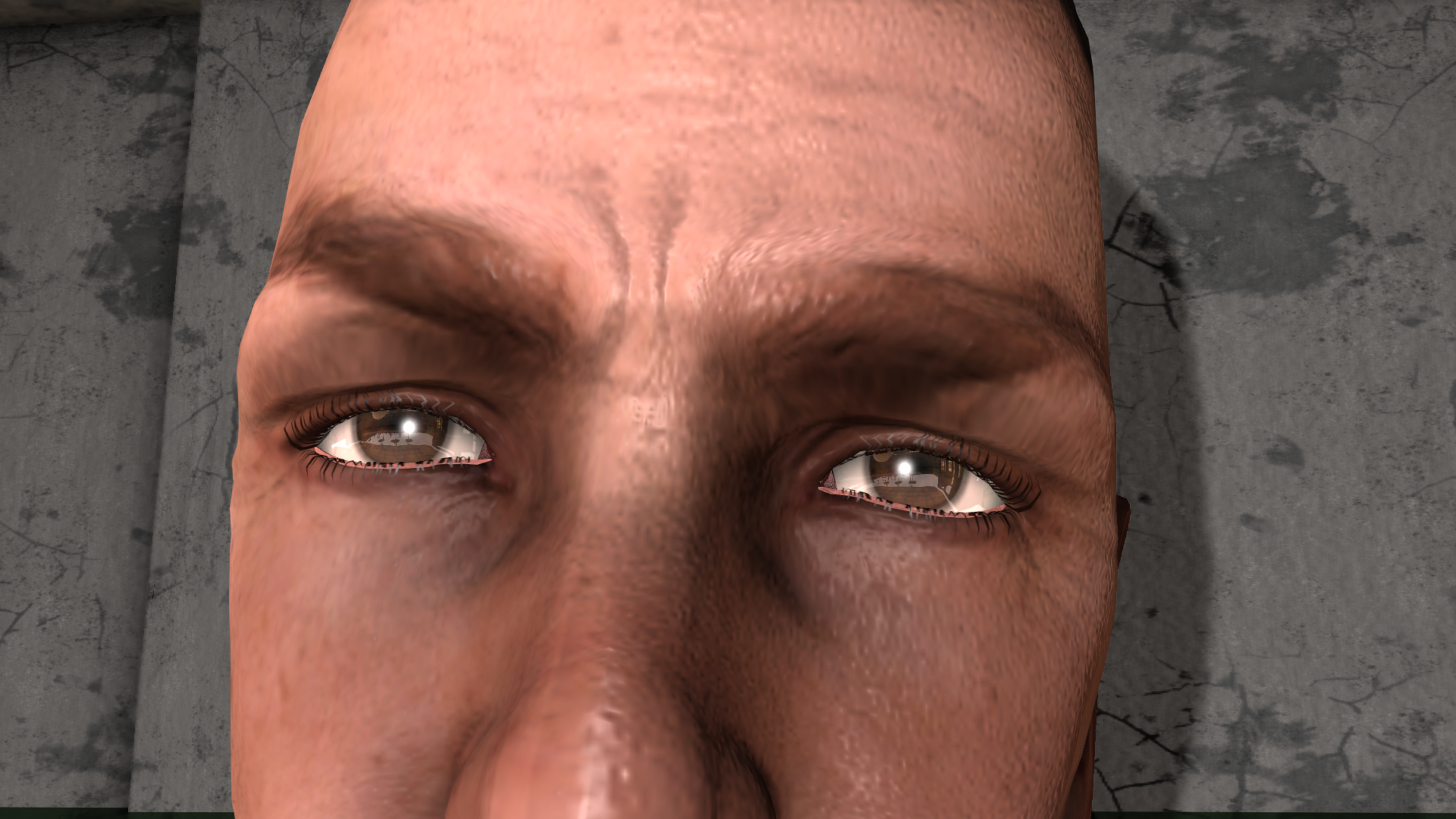 How to bring sparkle to a character's eyes?