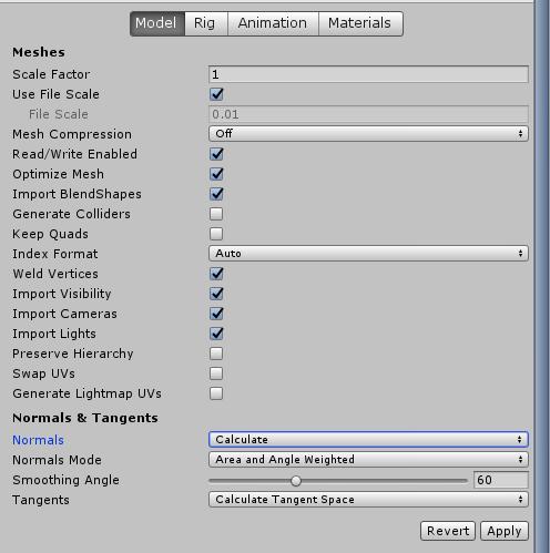 CC3 to Unity] Auto-Setup Script Download & Update History