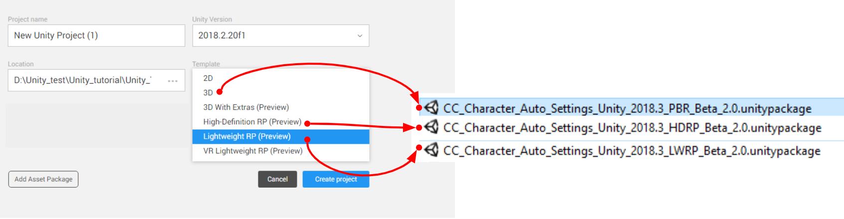 Special Notice: CC Unity Auto-Setup Script (Beta 2 0)